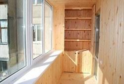Отделка, ремонт, утепление, балконов и лоджий г. Таштагол