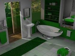 Ремонт ванной комнаты в Таштаголе