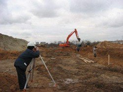 Земляные работы в Таштаголе и устройство фундамента